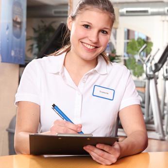 Ausbildung zum Sport- und Fitnesskaufmann