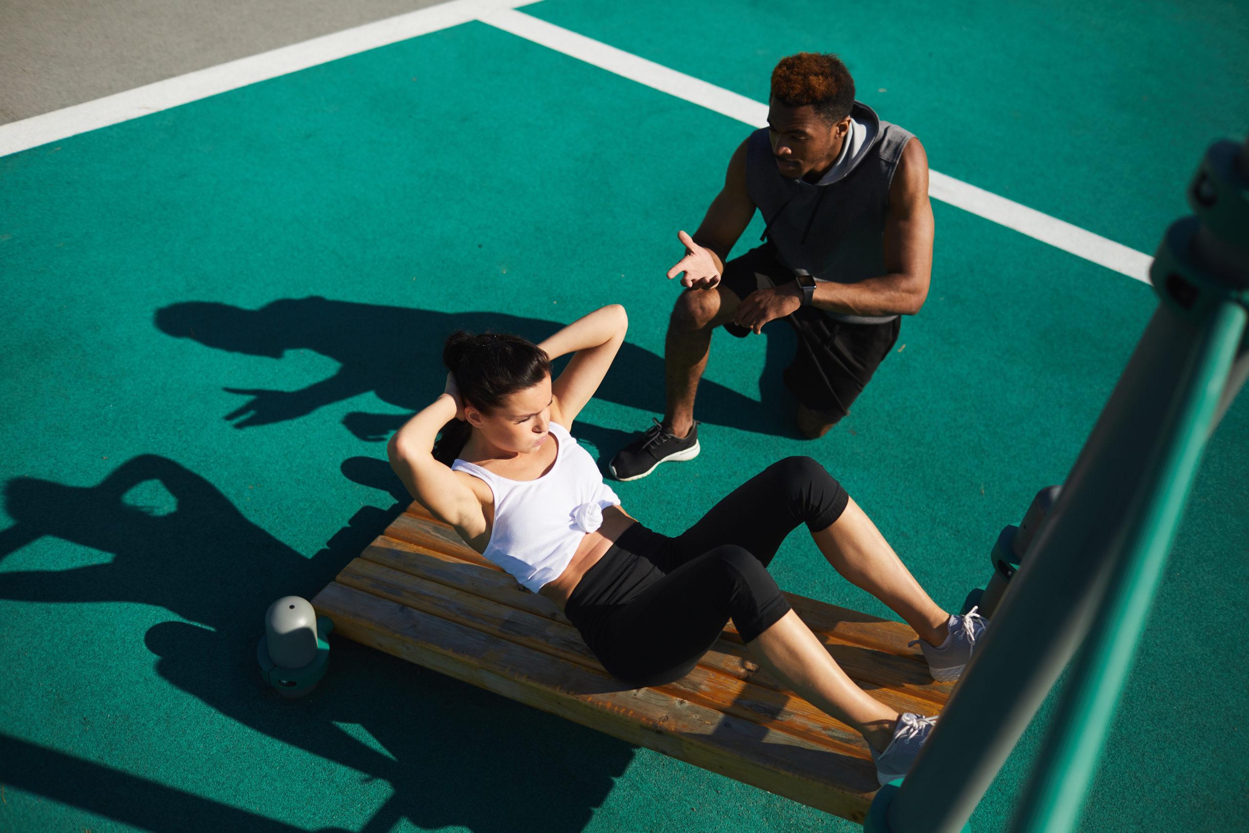 Fitness Trainer B-Lizenz